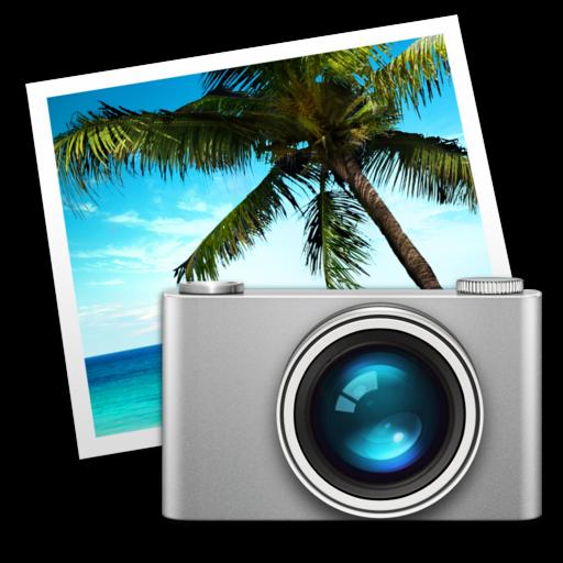 iPhoto mac 写真